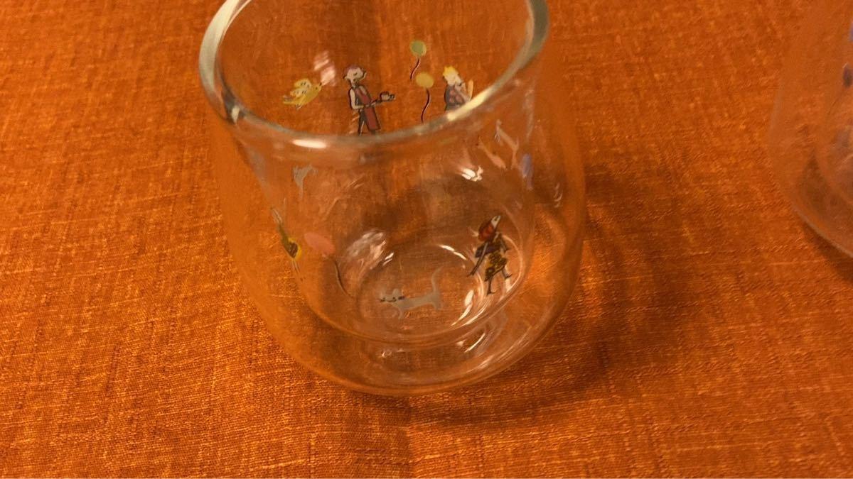 ダブルウォールグラス グラス 2つセット お洒落な缶の箱入 ペアグラス