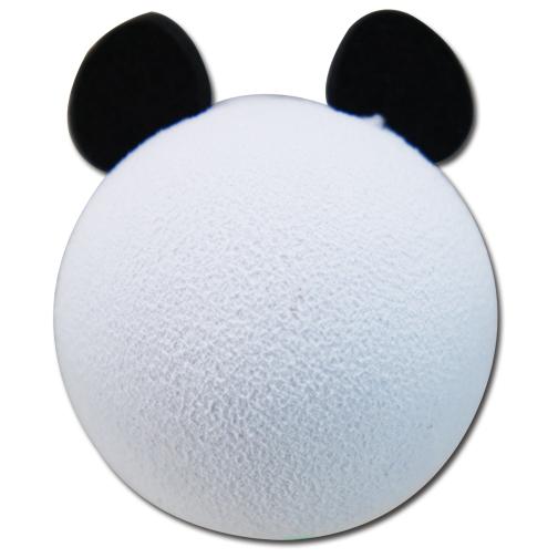 パンダ アンテナボール アンテナトッパー 車 目印 目立つ カー用品 カスタム 熊猫 動物 アニマル アメ雑 定形外_画像2