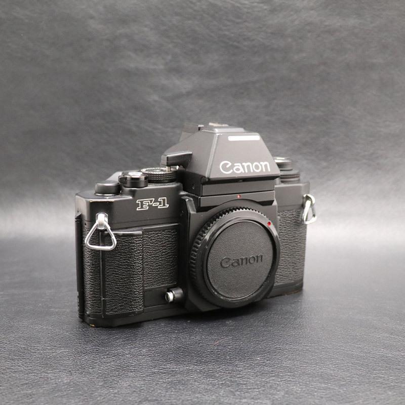 ★ 【1円 スタート】 【中古】 Canon New F-1 AE 【キャノン】 フィルム一眼レフカメラ ボディ ニューF-1
