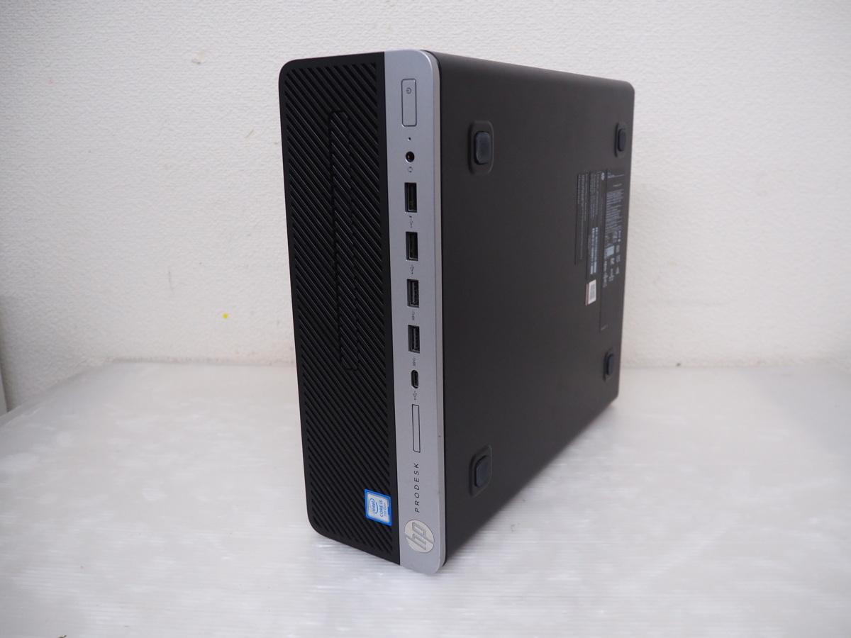 【ハード王】HP ProDesk 600G3/Corei5-7500/8GB/HDD1TB/Windows10リカバリ済み/10794-D3