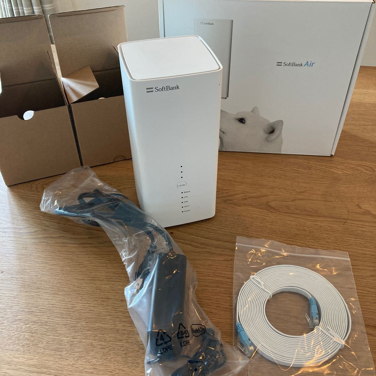 SoftBank Air ソフトバンクエアー3 専用箱入り B610s-79a