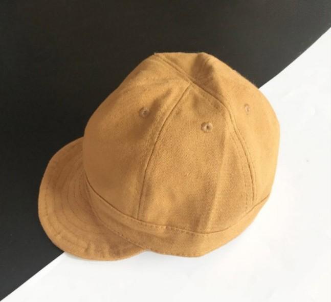 アウトドア キャップ ベージュ 55~60cm 帽子 フリップアップ クラシックベースボールキャップ