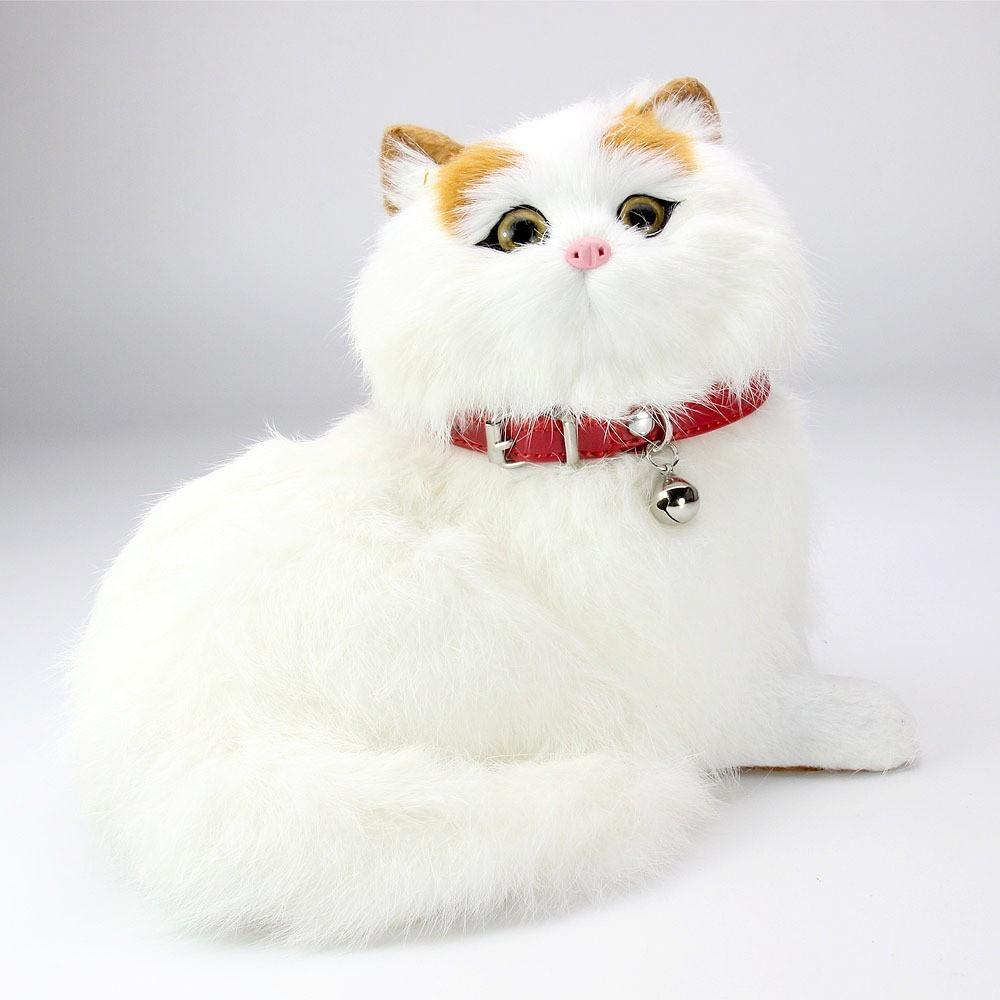 首輪  レザー  調節可能ペット用品   ☆猫☆小型犬