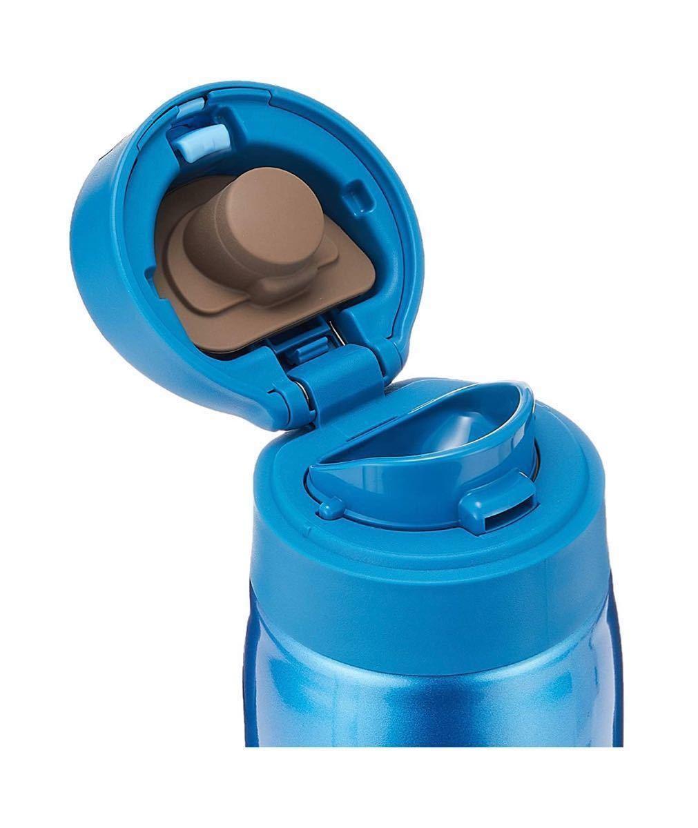タイガー 水筒 350ml サハラ マグ ステンレスボトル ワンタッチ 軽量 ピンク ブルー TIGER ミニボトル  携帯用