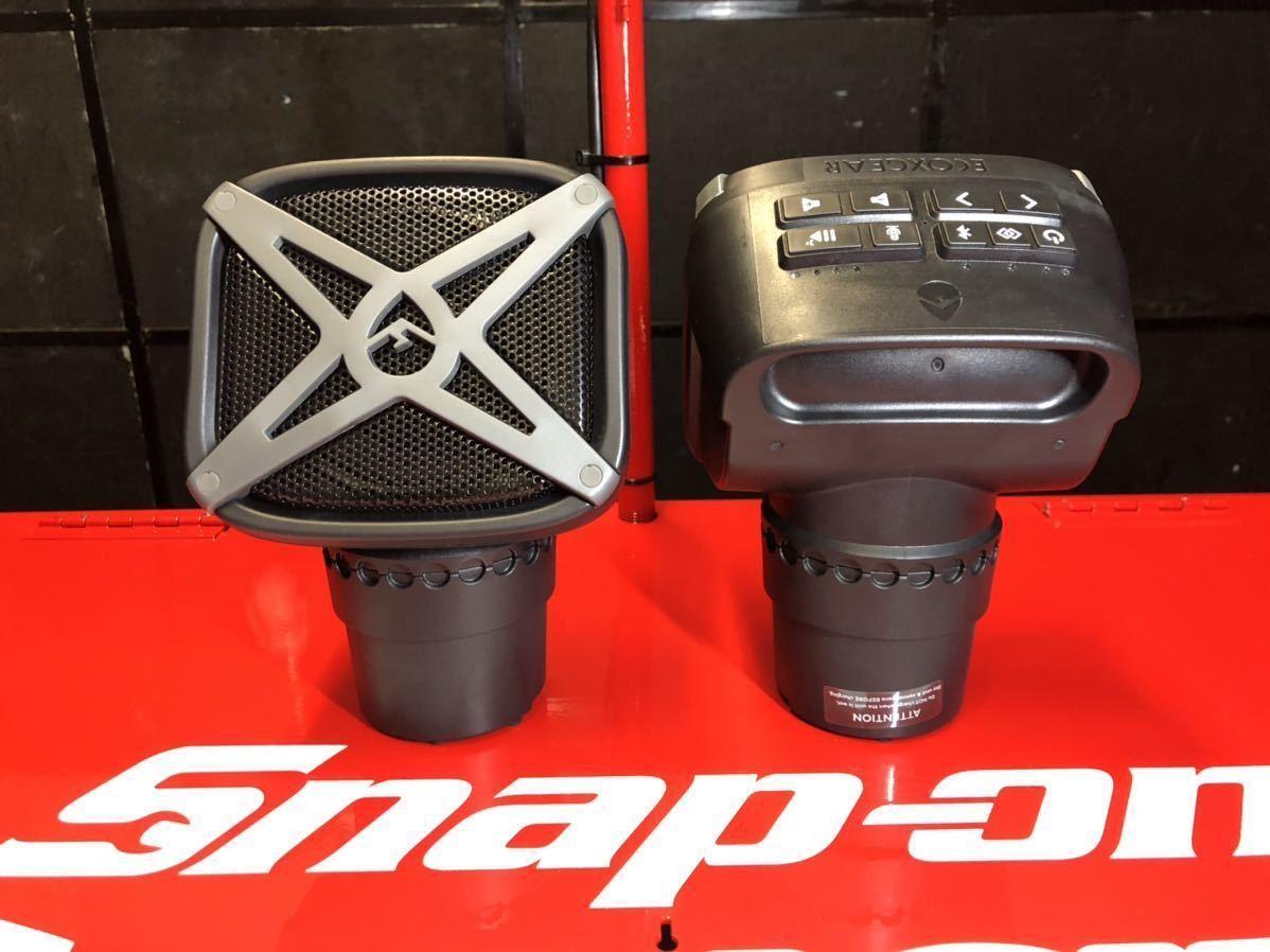 「USA YAMAHA ヤマハ FXシリーズ 純正 Bluetooth 機能付 EcoXGear 防水スピ-カ-(F3X-H81C0-T0-00)」の画像3