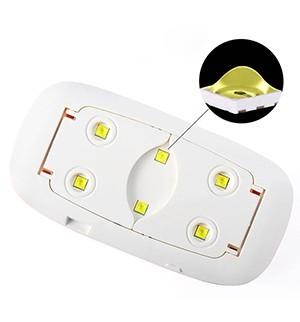 ネイルライト ジェルネイル LED UV ハンドメイド