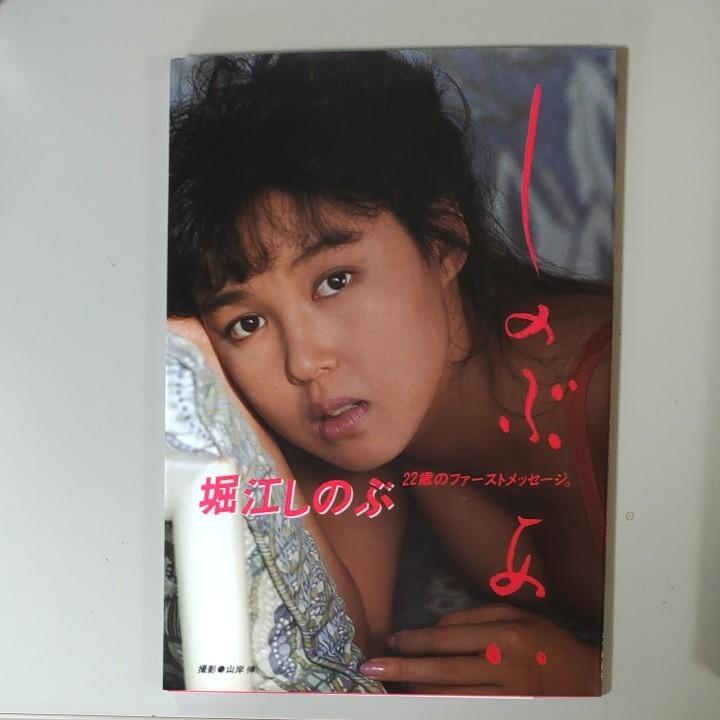写真集 堀江しのぶ「しのぶあい」