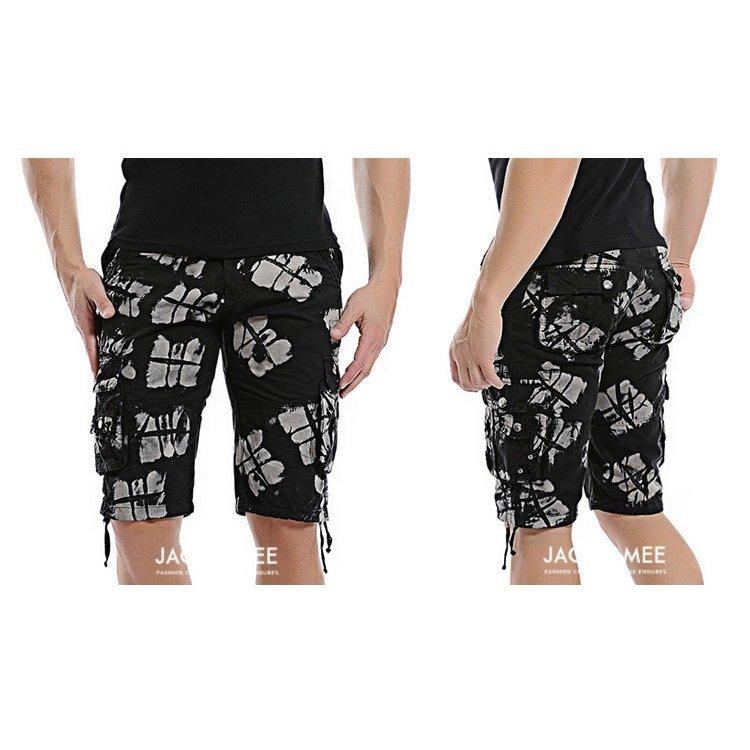 ハーフパンツ メンズ カーゴショートパンツ 夏 イージーパンツ ハーフパンツ メンズ カーゴショートパンツ 夏 メンズ カーゴ イージーパ