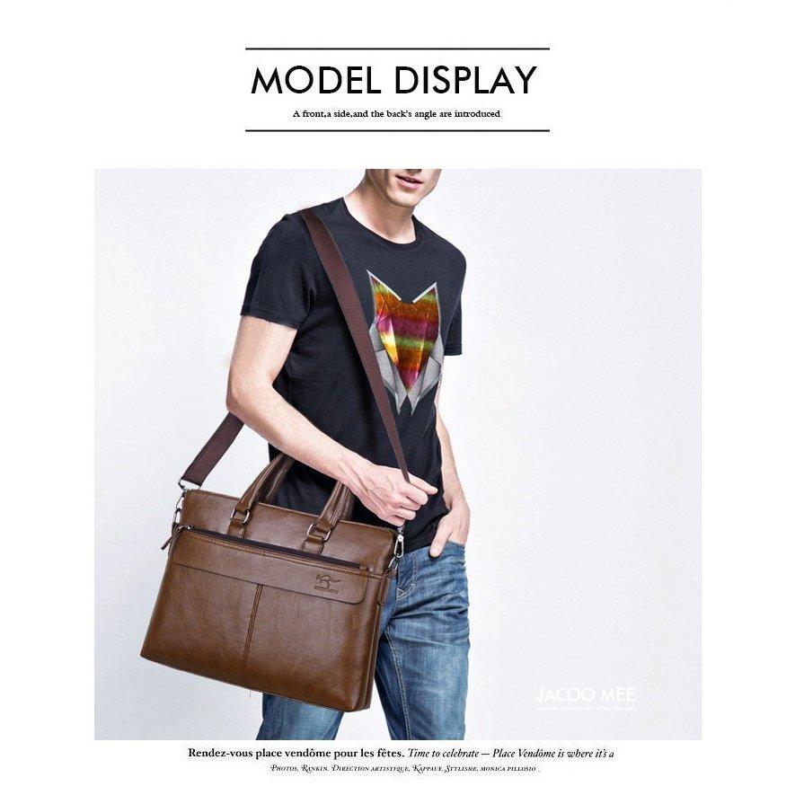 バッグ メンズ ブリーフケース 通勤バッグ 2way ビジネスバッグ バッグ メンズ ブリーフケース 通勤バッグ 2way ビジネス 革 レザー バッ