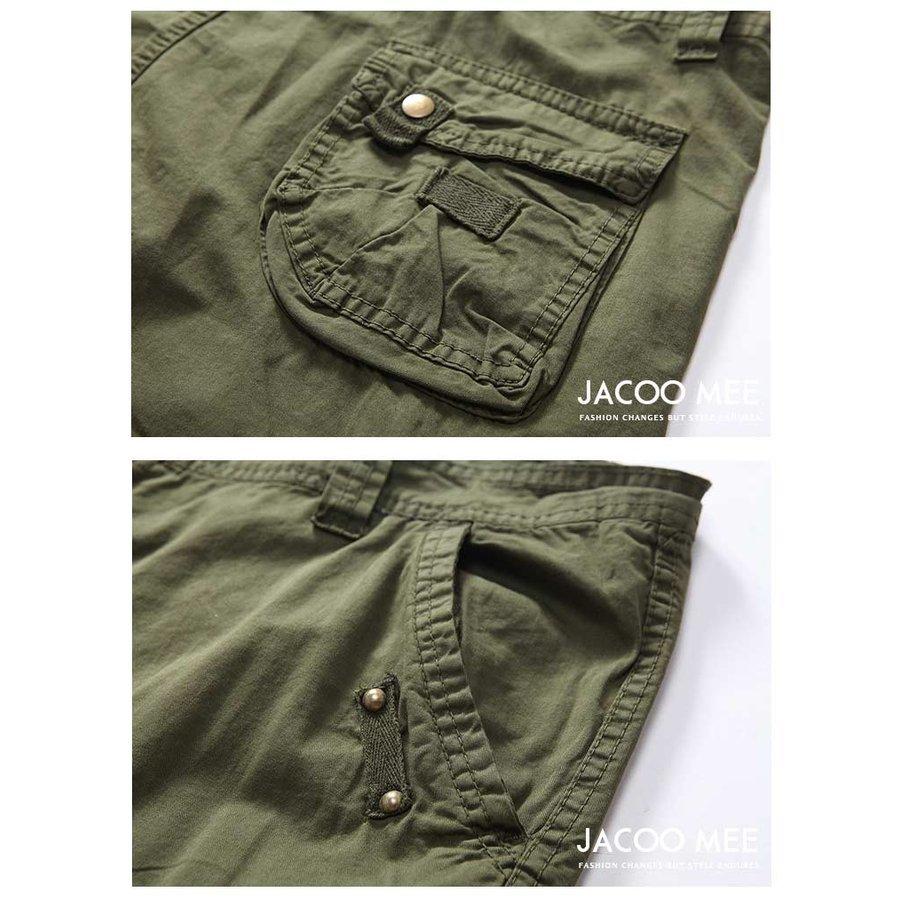 カーゴパンツ メンズ ハーフパンツミリタリーパンツ  カーゴパンツ メンズ ハーフパンツミリタリー パンツ カジュアルパンツ ショート