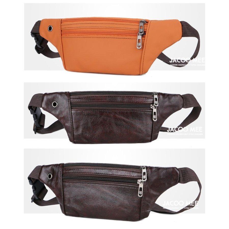 ウエストバッグ メンズ ダンプポーチ 腰袋 送料無料 ウエストバッグ メンズ ダンプポーチ 腰袋 アウトドアポーチ 斜めがけ ランニング