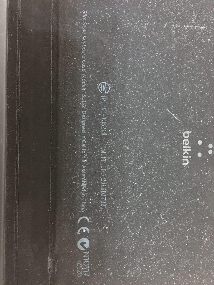 iPad Bluetooth ワイヤレス キーボード Belkin