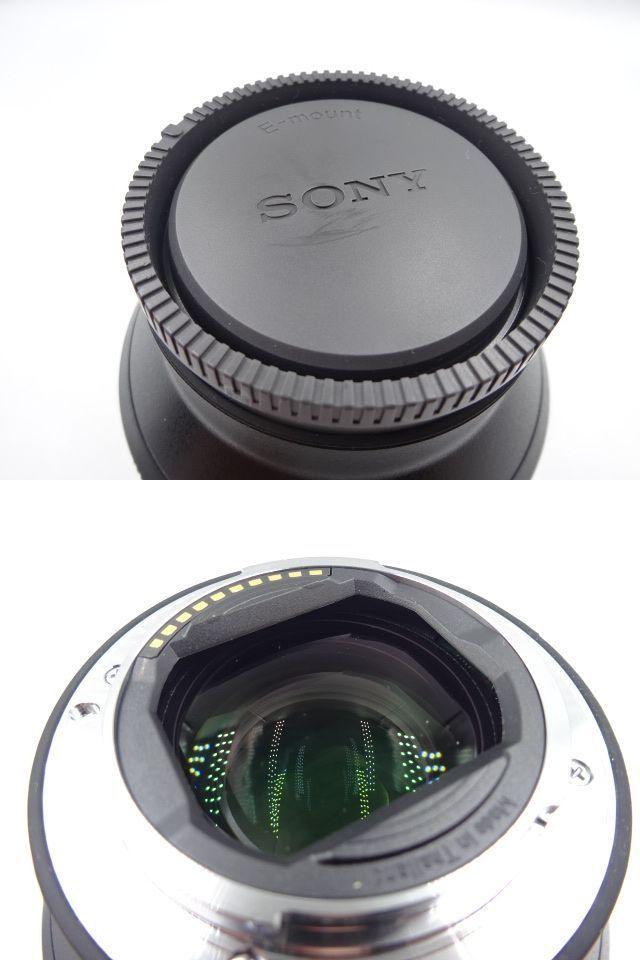 ★☆SONY SEL85F14GM FE85mm F1.4GM デジタル一眼カメラa[Eマウント]用レンズ Kenko プロテクトフィルター付き 中古品 動作未確認 現状品_画像4