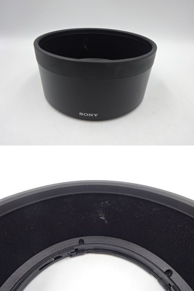 ★☆SONY SEL85F14GM FE85mm F1.4GM デジタル一眼カメラa[Eマウント]用レンズ Kenko プロテクトフィルター付き 中古品 動作未確認 現状品_画像6