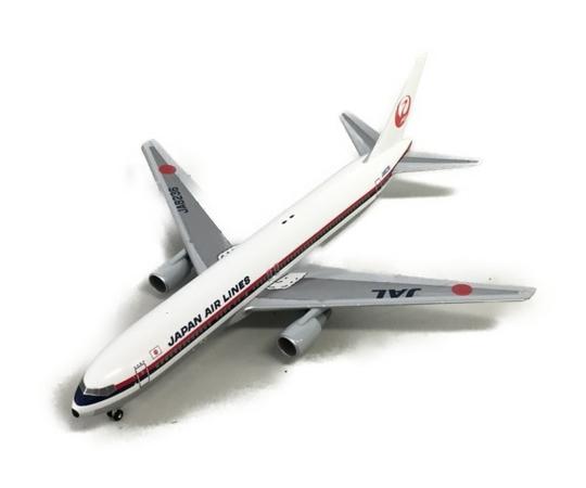 日本航空 JAL BJQ1187 BOEING 767-300 1/200 飛行機 模型 中古 良好 K5641442_画像1