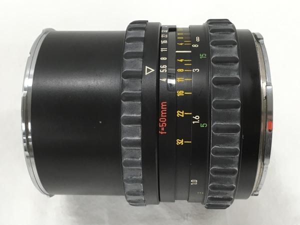 Rollei Distagon 50mm 4 HFT PQ レンズ 中判カメラ 6008用 中古 W5625390_画像4