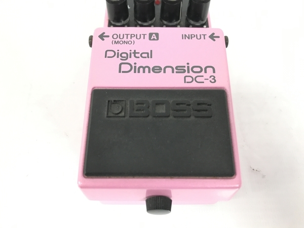 BOSS DC-3 Digital Dimension ディメンジョン コーラス 中古 S5629354_画像2