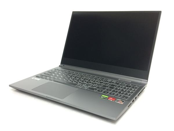 ドスパラ GALLERIA GR1650TGF-T ノートPC 15.6インチ Ryzen 5 4600H with Radeon Graphics 8 GB SSD 512GB 中古 T5589002