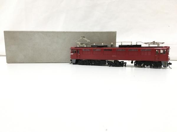 フェニックスモデル ED78 HOゲージ 鉄道模型 組立済み ジャンク H5630532