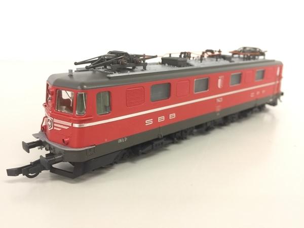 ROCO 43698 VALAIS 11423 SBB CFF 鉄道模型 HOゲージ 中古 K5640439