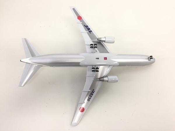 日本航空 JAL BJQ1187 BOEING 767-300 1/200 飛行機 模型 中古 良好 K5641442_画像6