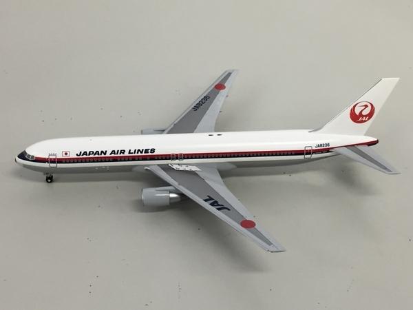 日本航空 JAL BJQ1187 BOEING 767-300 1/200 飛行機 模型 中古 良好 K5641442_画像3