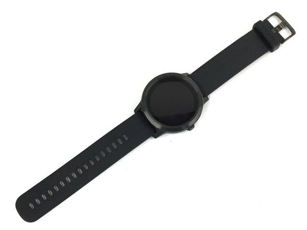 GARMIN ガーミン VIVOACTIVE 3 光学心拍計内蔵 GPS スマートウォッチ 腕時計 中古 良好 T5637210_画像1