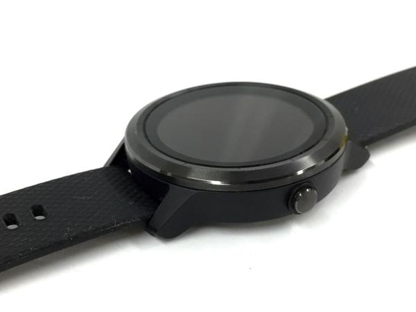 GARMIN ガーミン VIVOACTIVE 3 光学心拍計内蔵 GPS スマートウォッチ 腕時計 中古 良好 T5637210_画像4