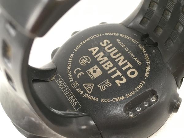 中古 SUUNTO AMBIT2 RUN ランニング 時計 GPS 家電 M5592176_画像5