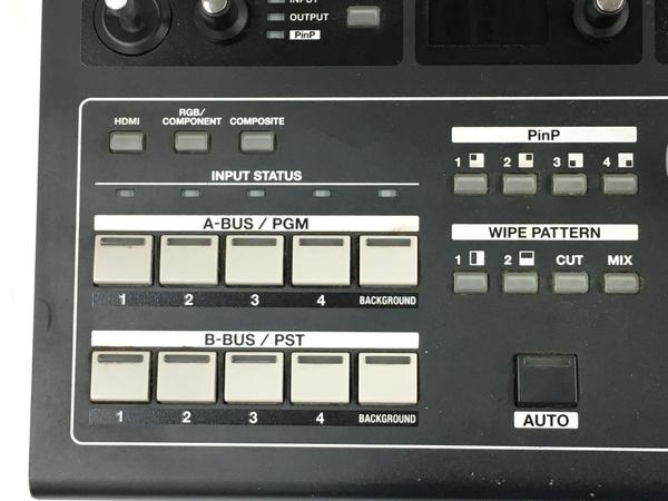 Roland V-40HD マルチフォーマット ビデオスイッチャー HDMI 1080/60p対応 4×3入力 ジャンク T5676828_画像3