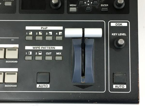 Roland V-40HD マルチフォーマット ビデオスイッチャー HDMI 1080/60p対応 4×3入力 ジャンク T5676828_画像5