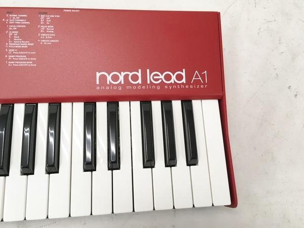 nord lead A1 シンセサイザー 49鍵盤 ノード 中古 W5690276_画像4