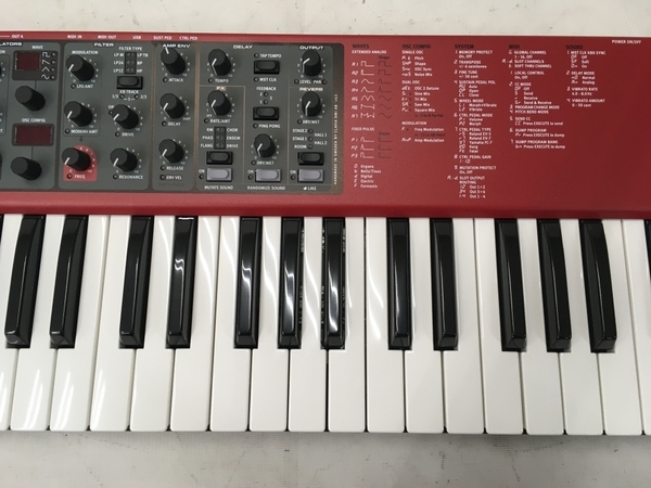 nord lead A1 シンセサイザー 49鍵盤 ノード 中古 W5690276_画像3