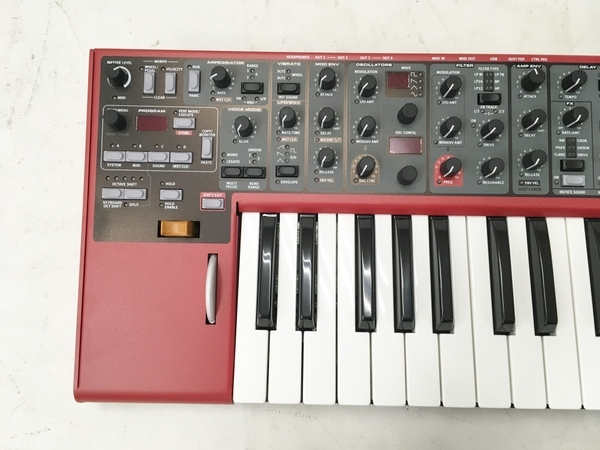 nord lead A1 シンセサイザー 49鍵盤 ノード 中古 W5690276_画像2