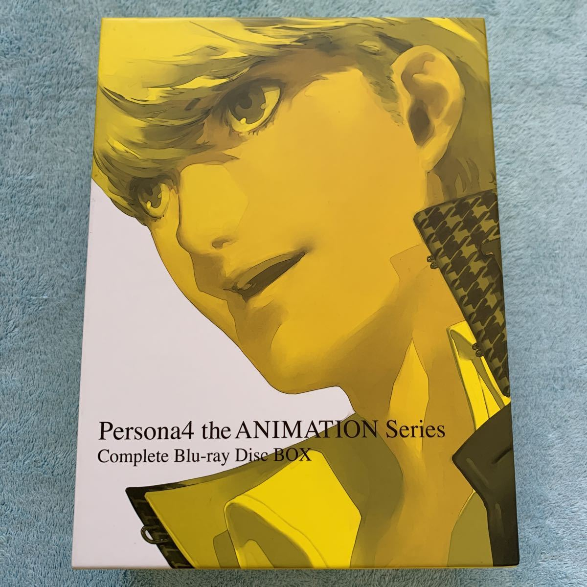 Persona4 the ANIMATION Series Complete Blu-ray Disc BOX 完全生産限定版