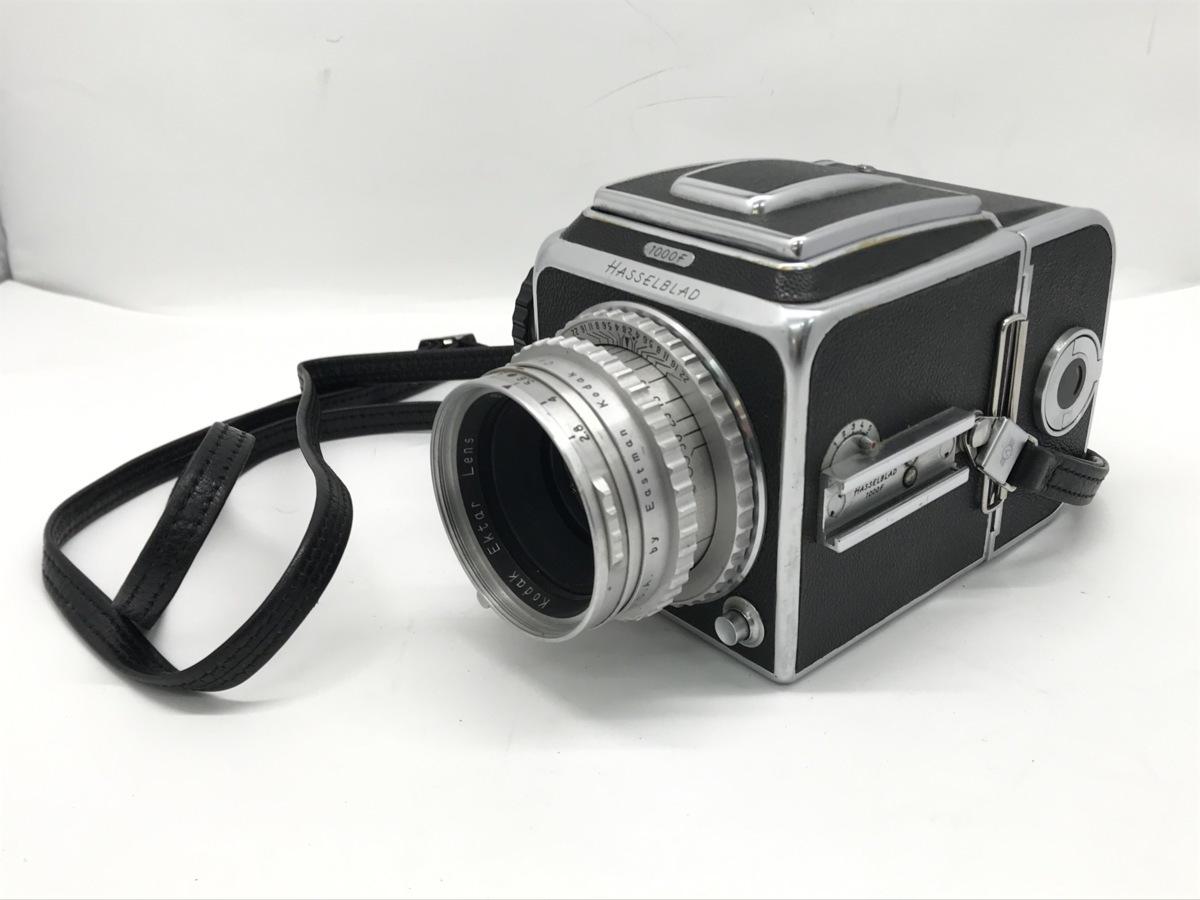 【5w6008】 HASSELBLAD 1000f / Kodak Ektar 80mm f/2.8 一眼レフカメラ ジャンク 中古