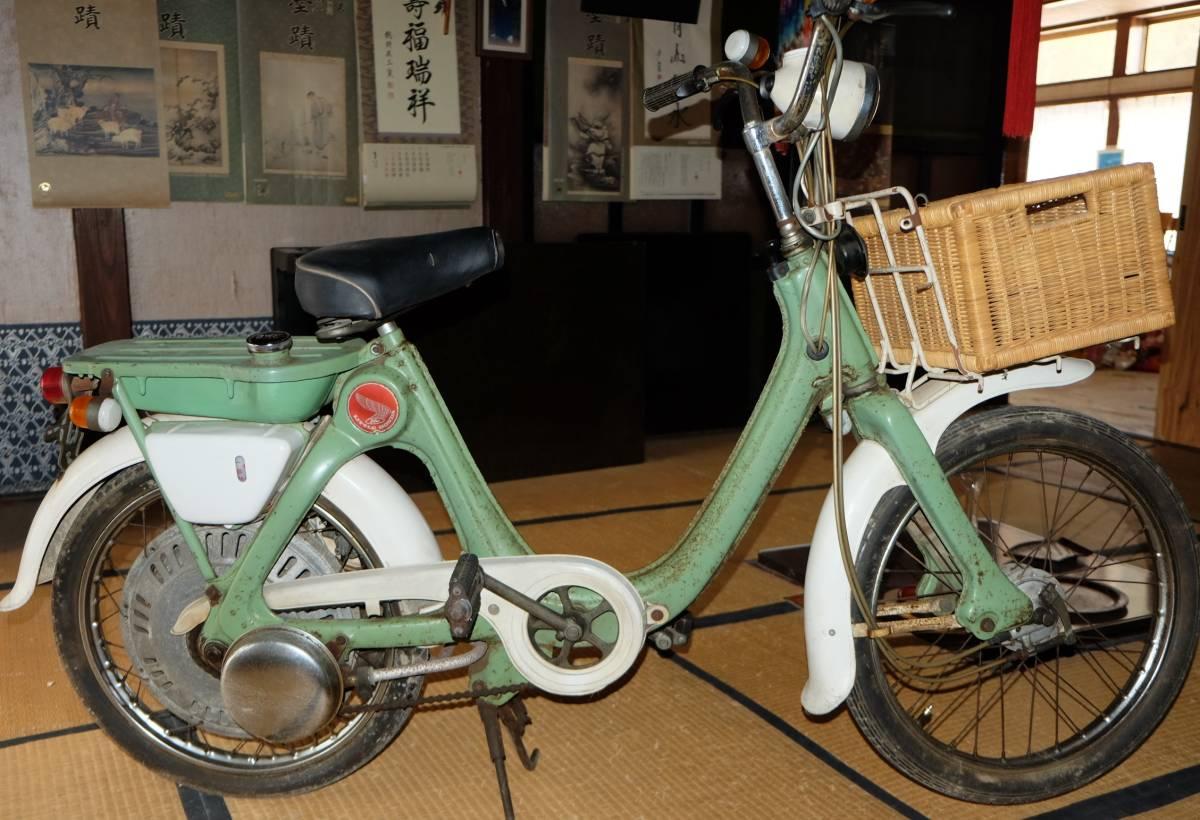 「ホンダ P25 リトルホンダ 薄緑色 1966」の画像1