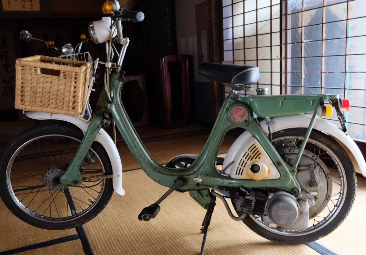 「ホンダ P25 リトルホンダ 薄緑色 1966」の画像2