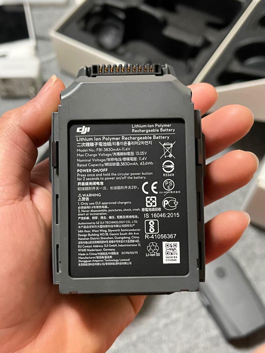 Battery mavic pro バッテリードローン