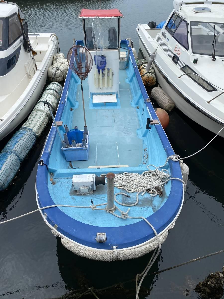 「ヤマハ和船26ft」の画像1