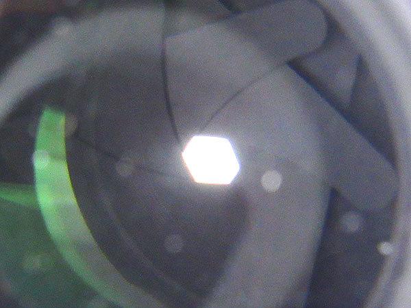 【オールドレンズ】【ロシアレンズ】MC MIR-24H 35mm/f2 NIKONマウント【現状品】【ジャンク扱】_画像9