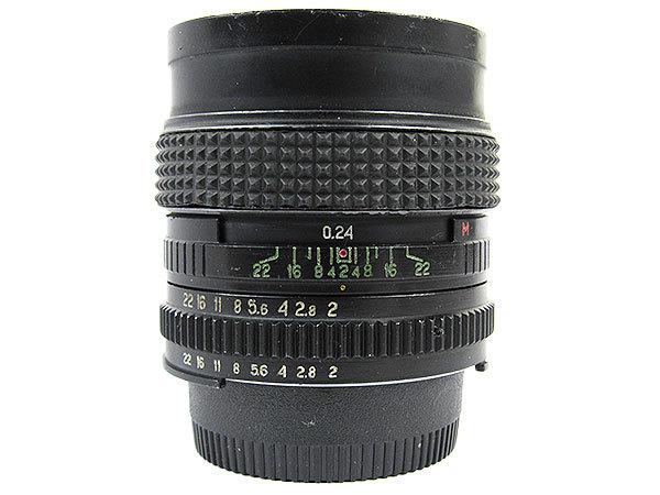 【オールドレンズ】【ロシアレンズ】MC MIR-24H 35mm/f2 NIKONマウント【現状品】【ジャンク扱】_画像4