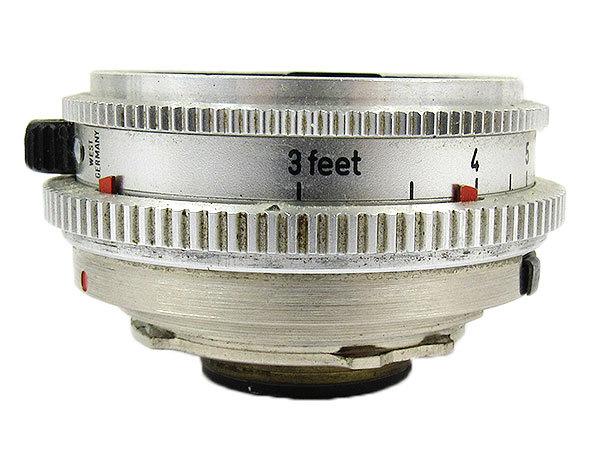 【オールドレンズ】Rodenstock Retina-Ysarex 50mm/f2.8 デッケルマウント【現状品】【ジャンク扱】 _画像4
