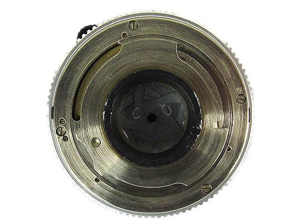 【オールドレンズ】Rodenstock Retina-Ysarex 50mm/f2.8 デッケルマウント【現状品】【ジャンク扱】 _画像6