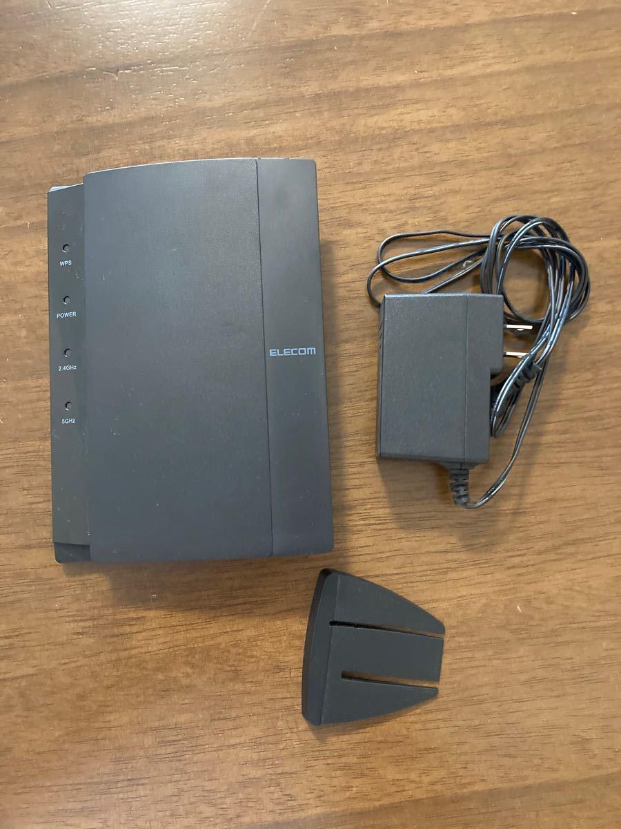ELECOM 無線LANルーター WiFi
