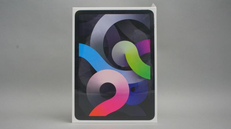q42 新品 未開封 iPad Air4 10.9インチ Wi-Fi 256GB 第4世代 MYFT2J/A スペースグレイ 2020年秋モデル