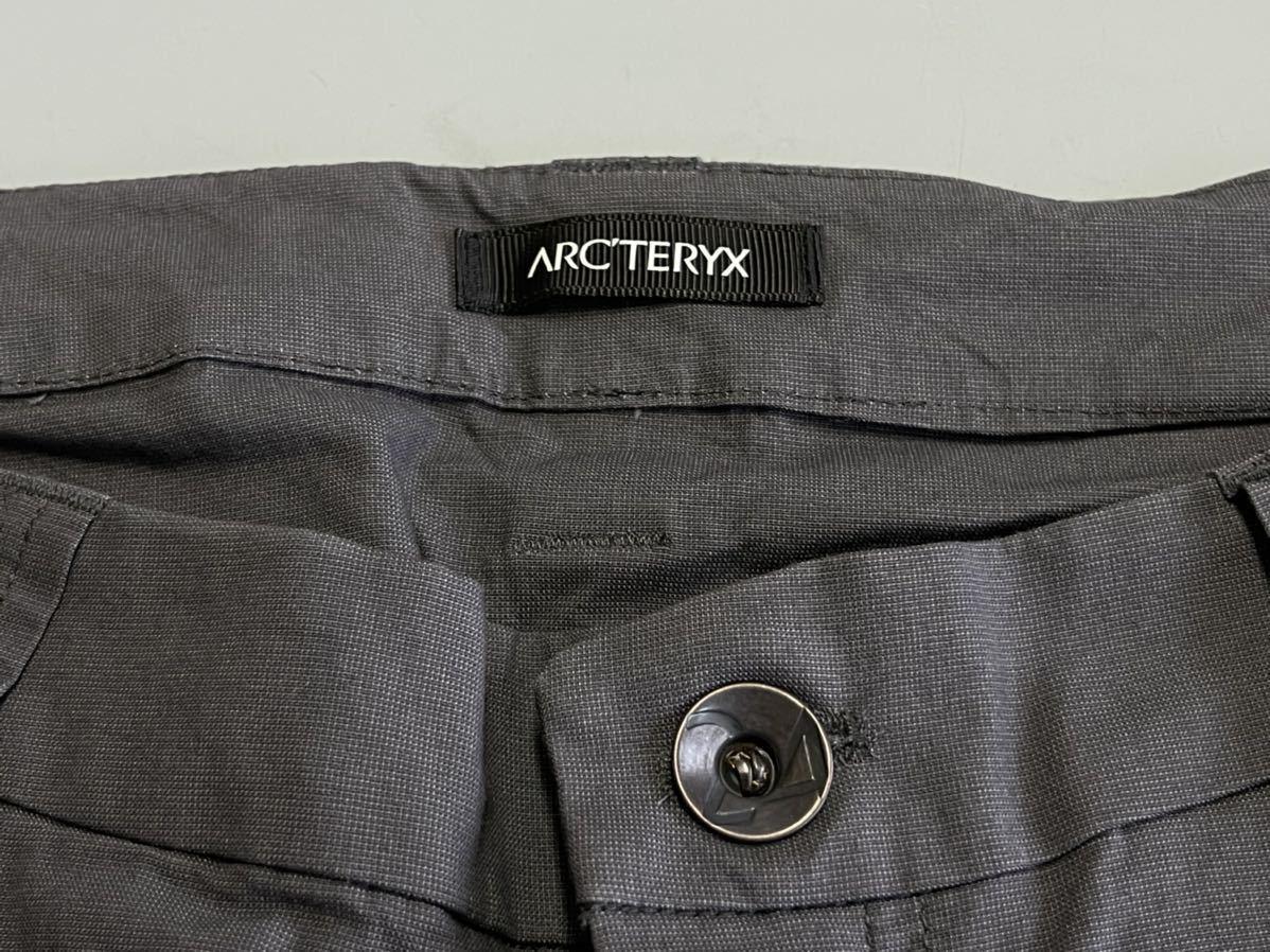 Arc'teryx アークテリク Atlin Chino ショートパンツ 短パン Short Pants アウトドア 登山 キャンプ トレラン ランニング