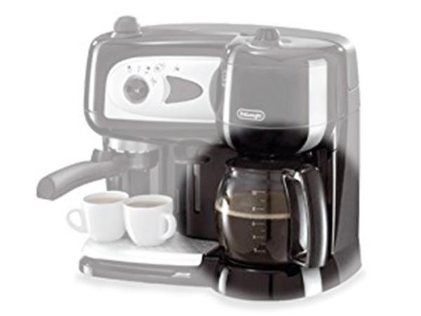 デロンギ コンビコーヒーメーカー ガラスジャグ BCO261N等