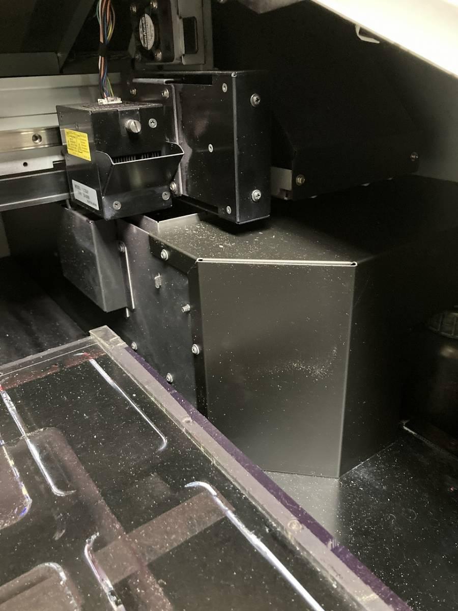 Roland UVプリンター VersaUV LEF-20 ジャンク品_画像4