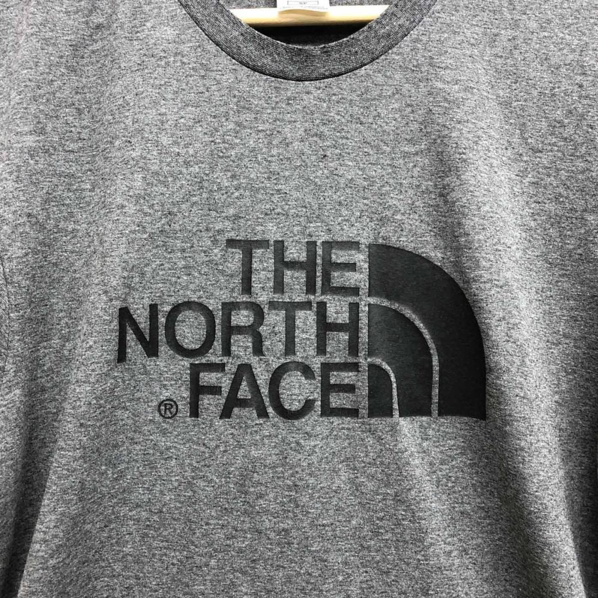 THE NORTH FACE ザ ノースフェイス スポーツウェア 半袖Tシャツ メンズ Sサイズ ポリエステル50% コットン50%